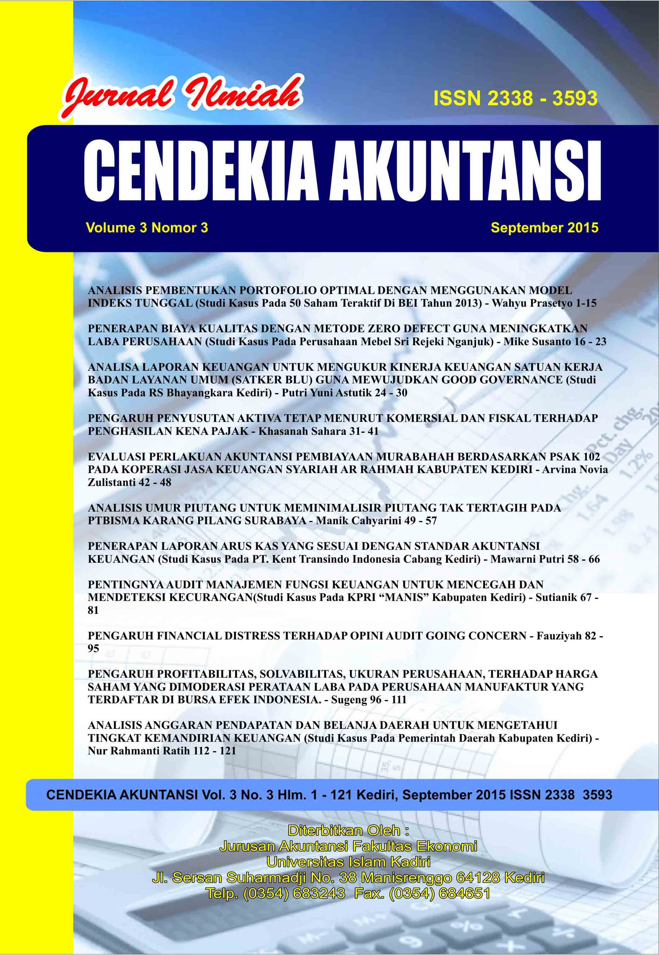 Cendekia Akuntansi Vol 3 No 3 Sep 2015